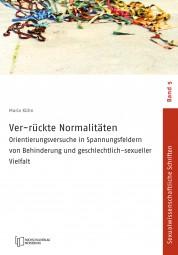 Cover Ver-rückte Normalitäten